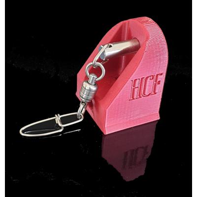 Slider pour émerillons HCF compatible Système Just Vapour